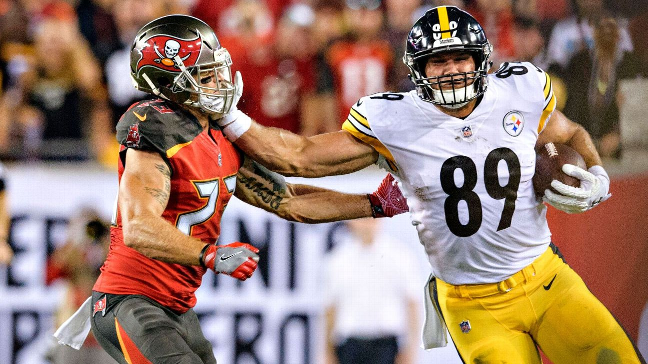 timeless design 04cd1 f0770 Once living room wimp, Vance McDonald is Pittsburgh Steelers ...