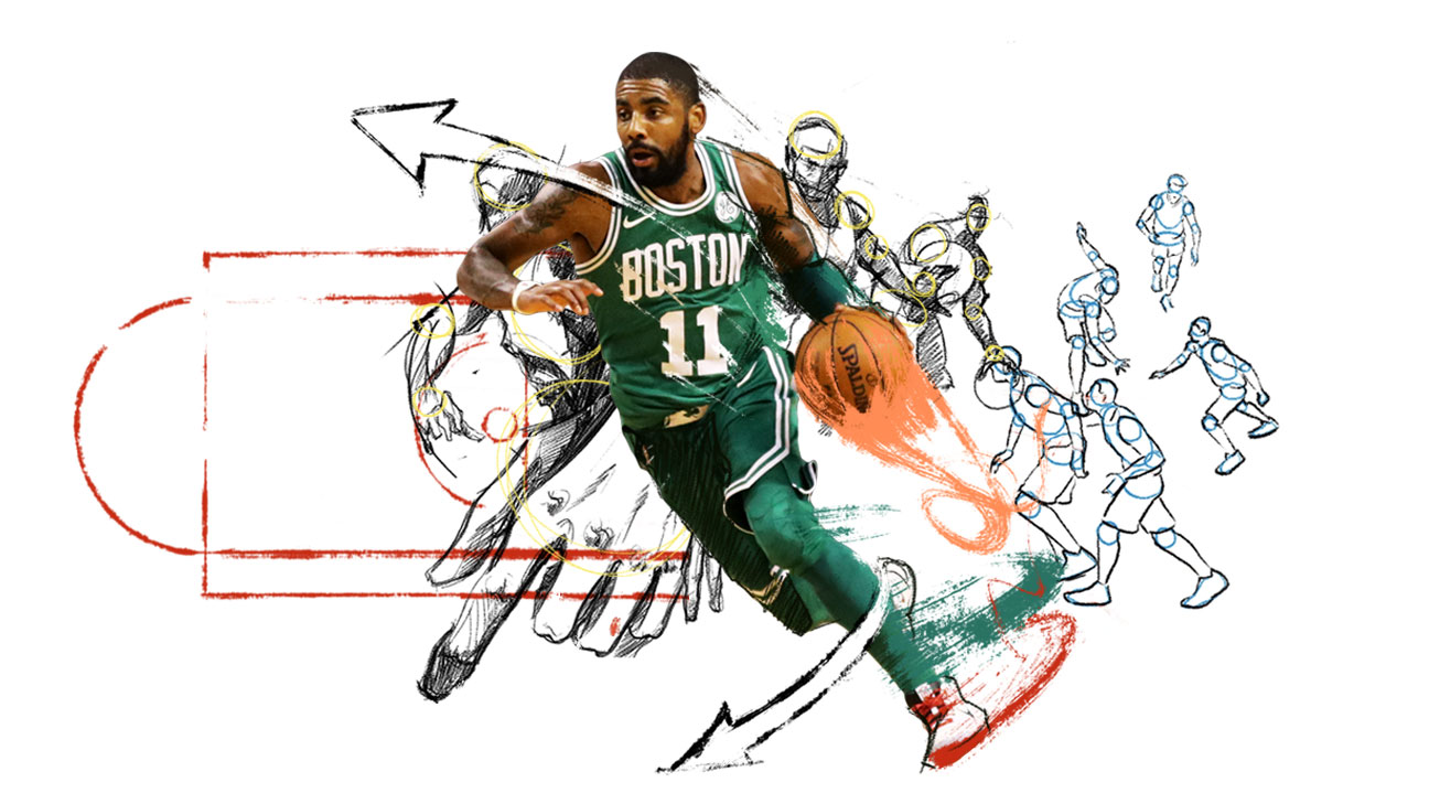 Kyrie Irving and the art of sick handles -- NBA