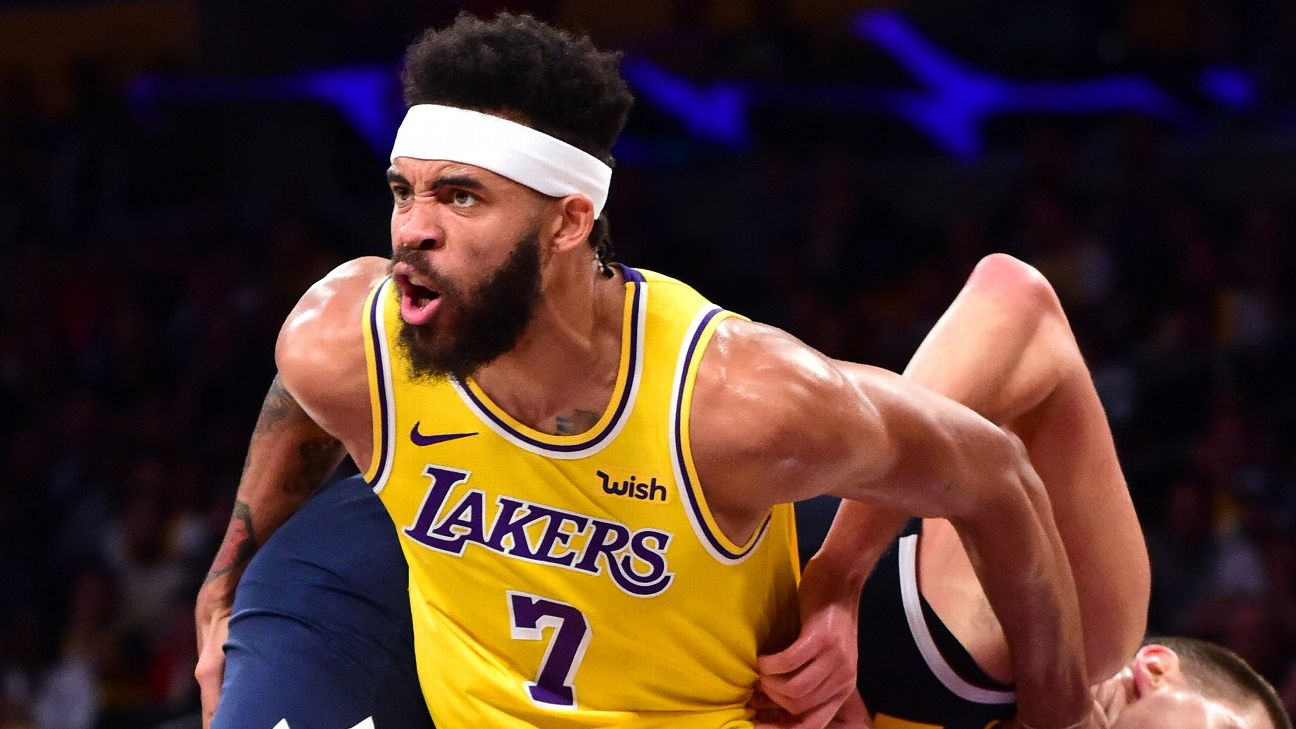 31ee1d313b84 Lakers  JaVale McGee sees big men losing role in league