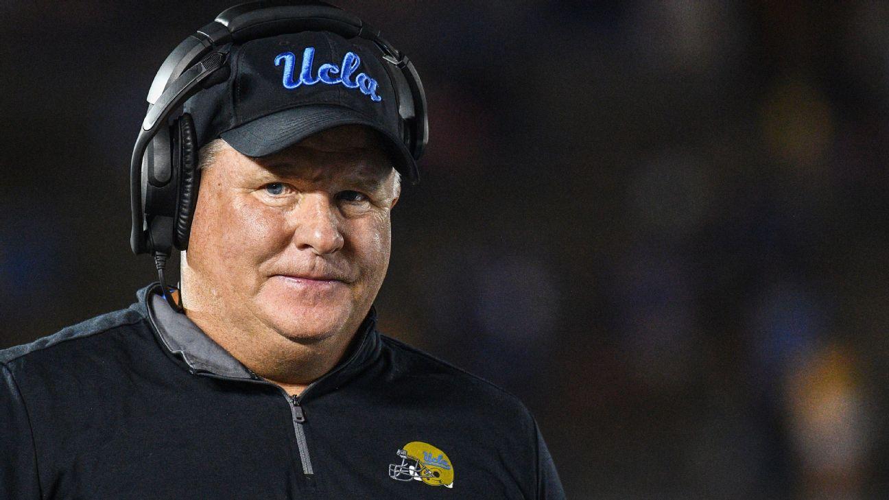 UCLA's Kelly not panicking despite 0-2 start