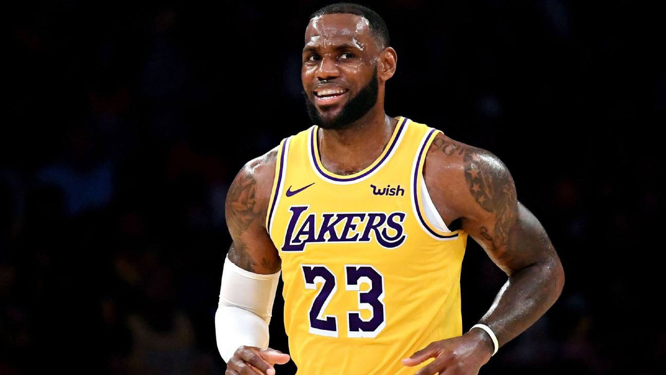 c378316fc Can LeBron attract a superstar free agent to the Lakers