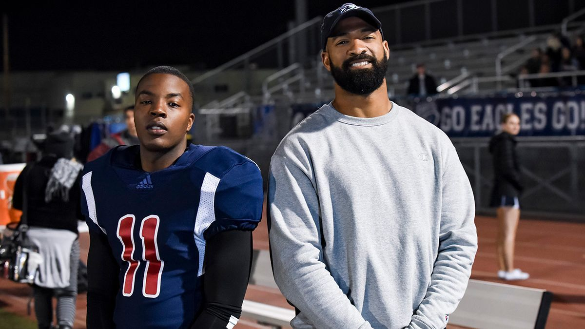 5b30d76a Story behind former NFL player Spencer Paysinger TV show All American - 2018