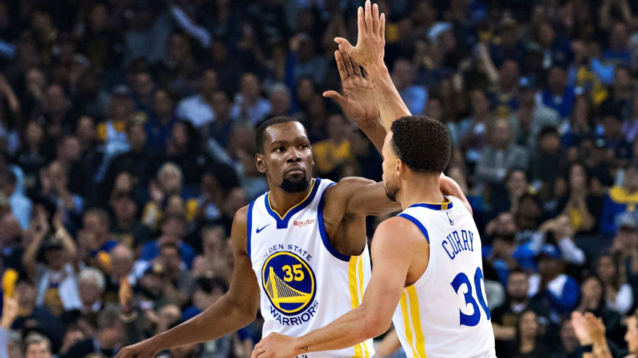 7637ee24c289 Burning NBA questions  Will the Warriors care this regular season ...