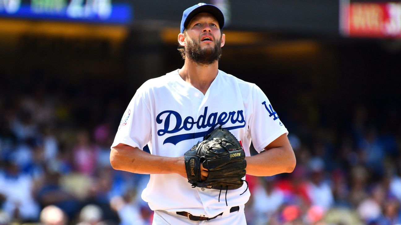 a551a0032 Clayton Kershaw s Game 5 start could be his last for L.A.