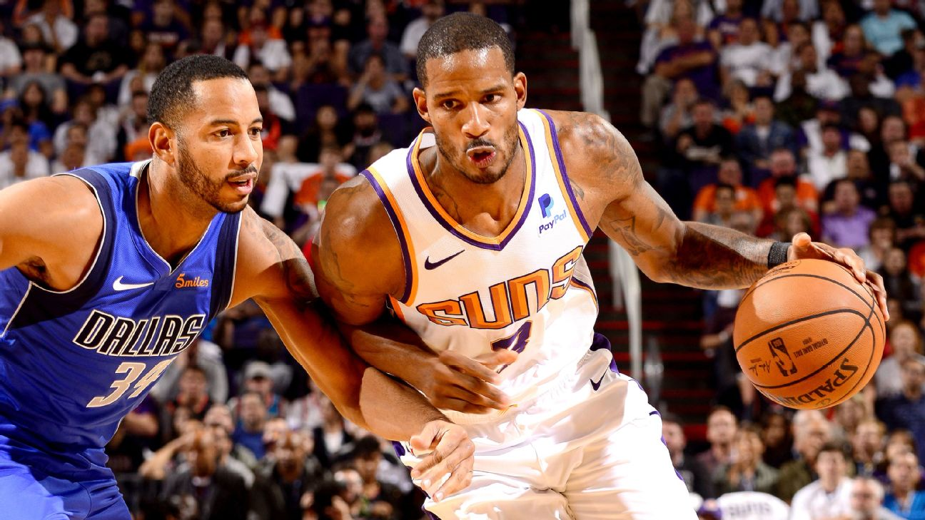 8fd25d358 Lakers trying to add Suns  Trevor Ariza in three-way trade