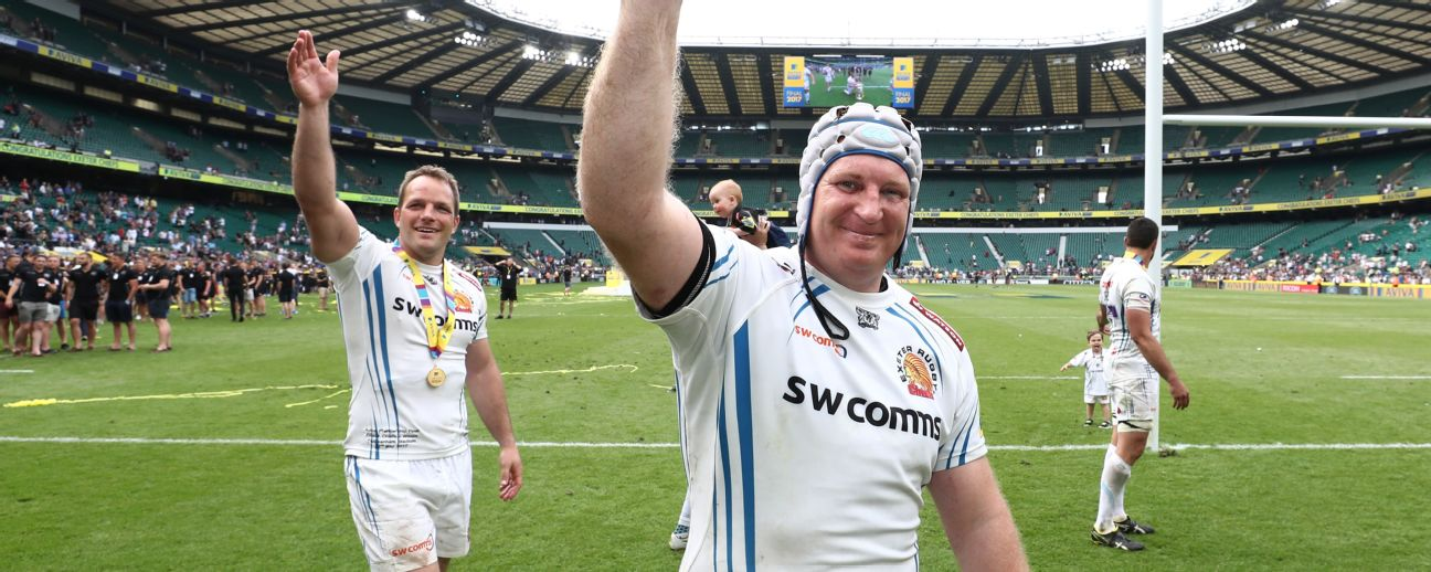 Thomas Waldrom Retires England And Exter Chiefs Foreward Hangs Up Boots