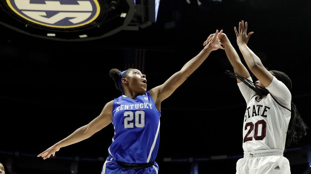 Ex-UK center Harrison transferring to Lipscomb