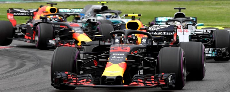 Max Verstappen won the Mexican Grand Prix as Lewis Hamilton was crowned world champion.