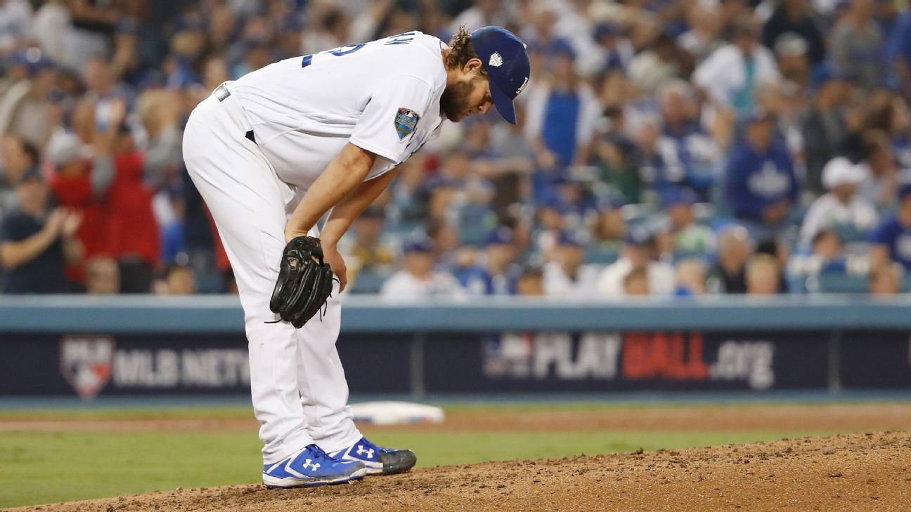 62593232889 Dodgers repeat the agony of World Series defeat