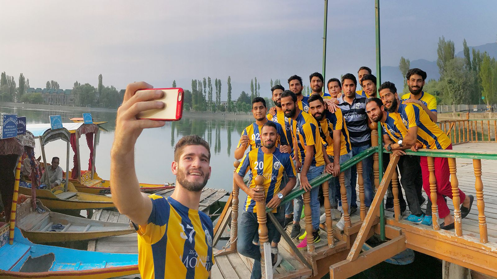 Un-Real Kashmir - A football club gives hope to the