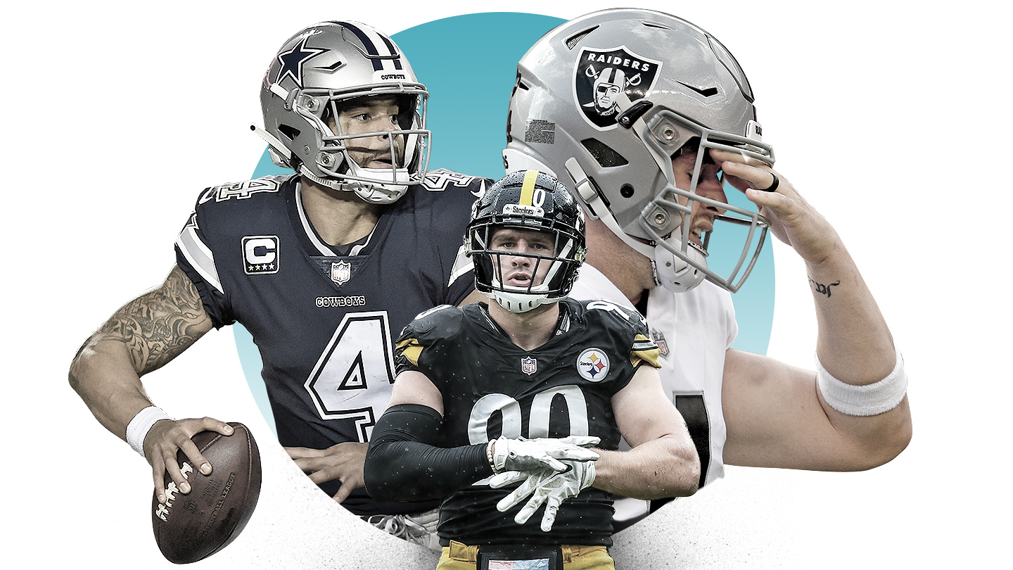 Projecting 2020 Roster Locks Bubble Players For All 32 Nfl Teams