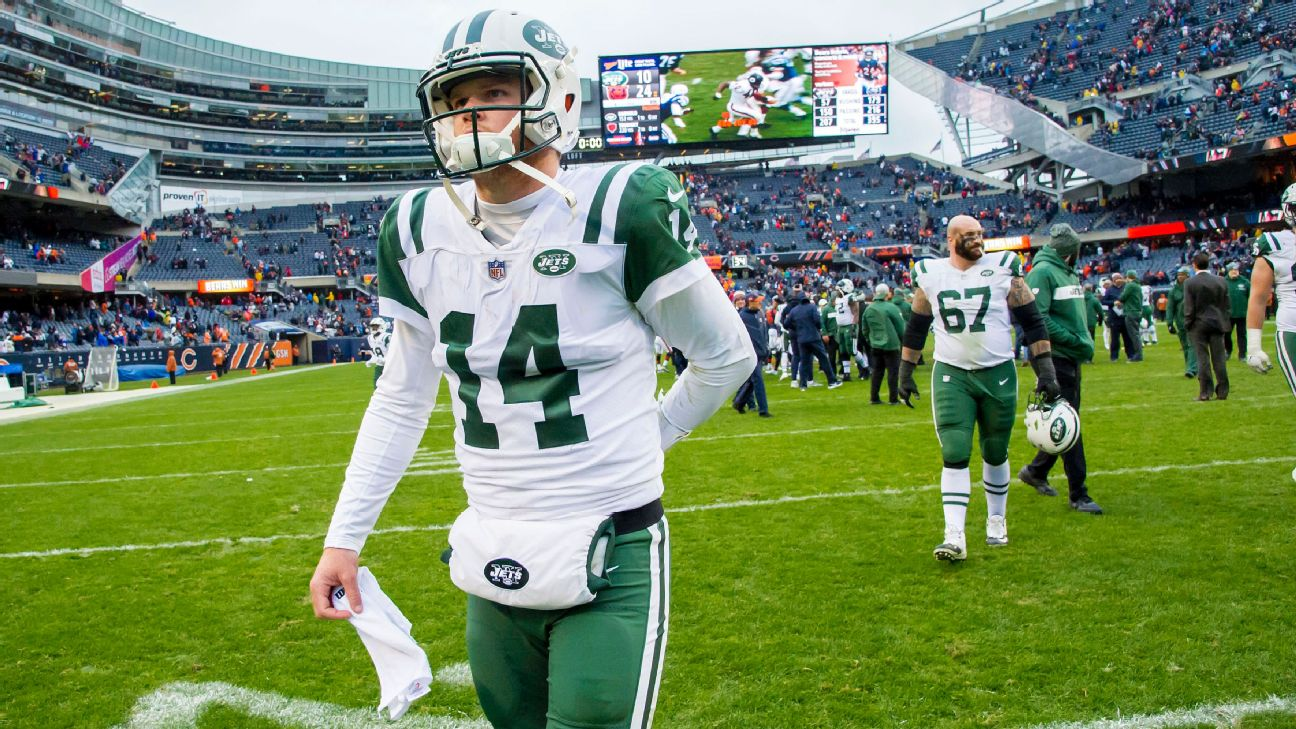 Jets Qb Sam Darnold To Remain Starter When He Returns From
