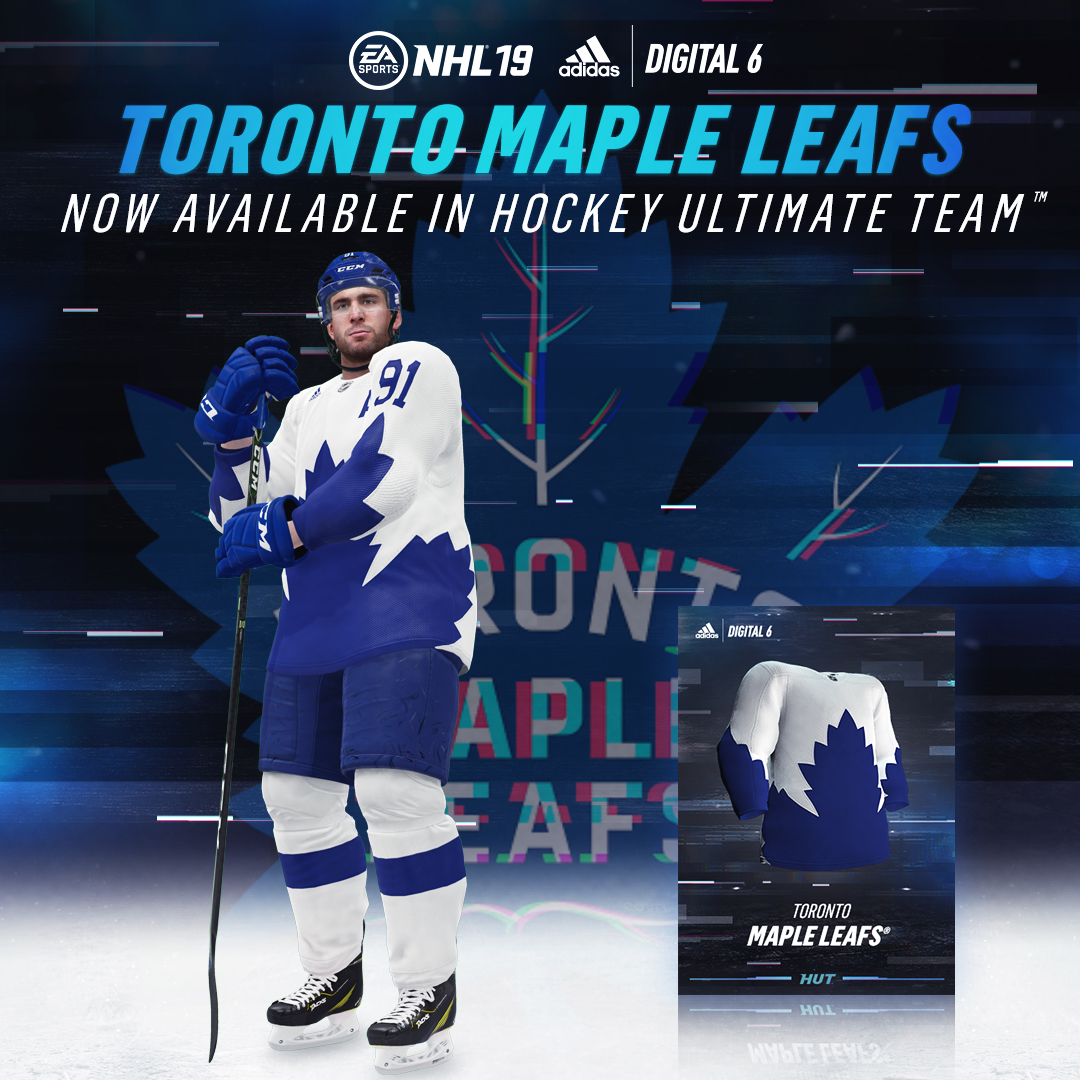 26f98aa1895 It isn't hard to draw comparisons between this Leafs jersey and the  Canadian national team jerseys that seemingly inspired them. But Merrill  wasn't worried ...