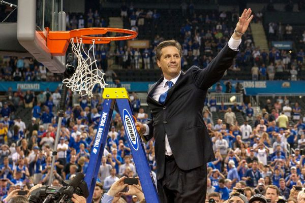 Calipari: Success built on black players, families