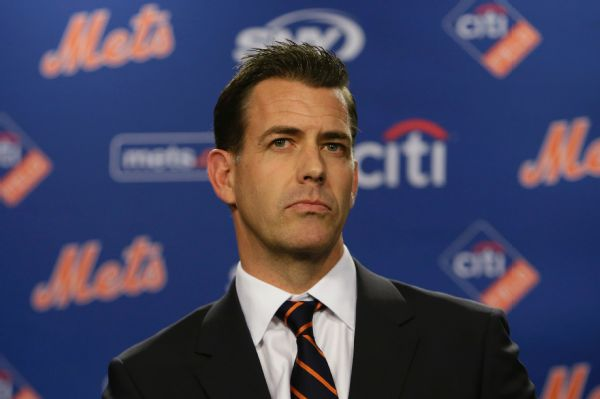 Ex-Mets GM joins Jay-Z's Roc Nation as COO