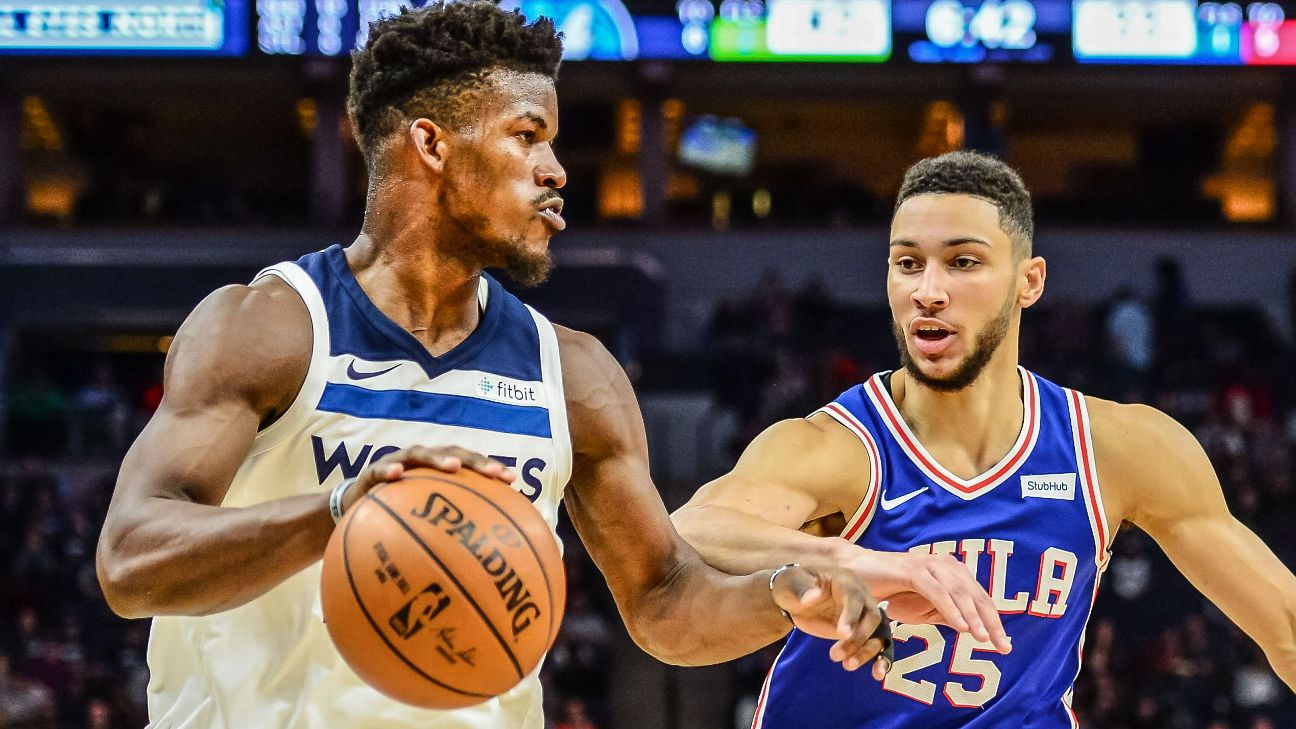 It s done  Jimmy Butler trade to Philadelphia completed  715382336