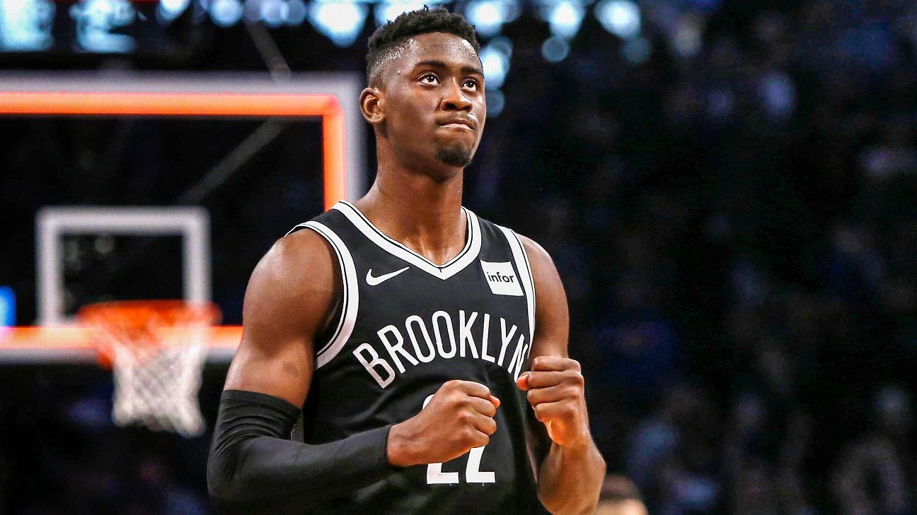 380ff3b57a4 Caris LeVert is still a cornerstone for the Brooklyn Nets