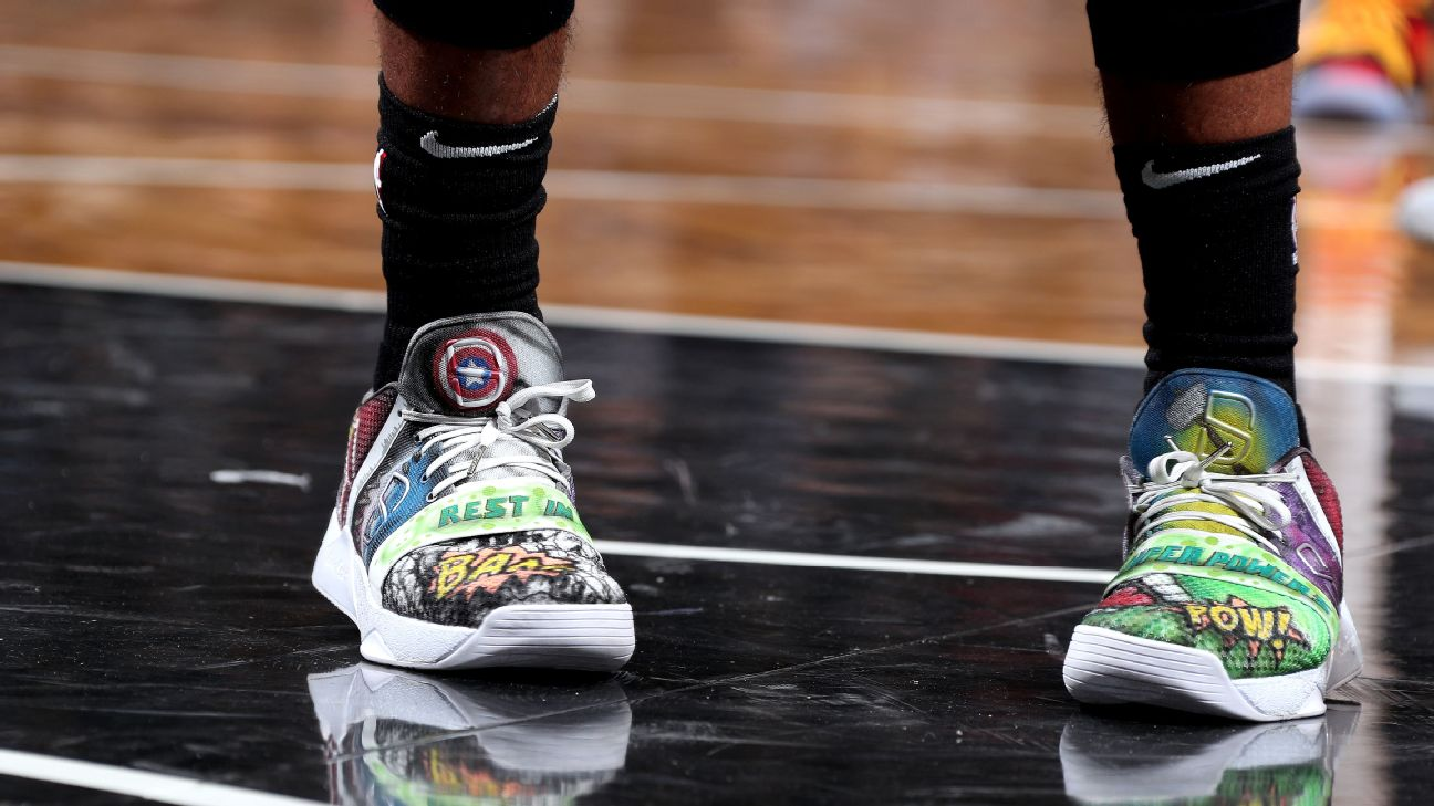 Which Player Had The Best Sneakers Of Week 5 In The NBA