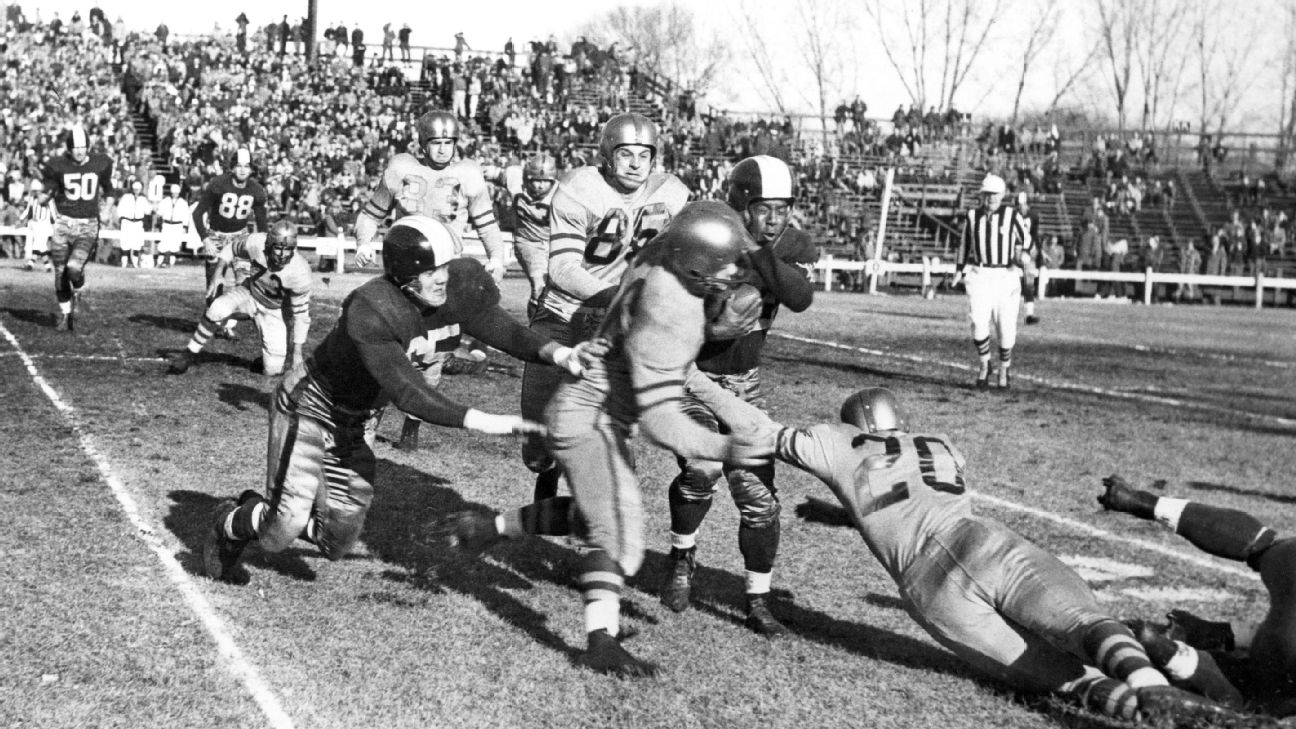 50fc19a2 How the 1952 Dallas Texans became NFL laughingstock but pulled off ...