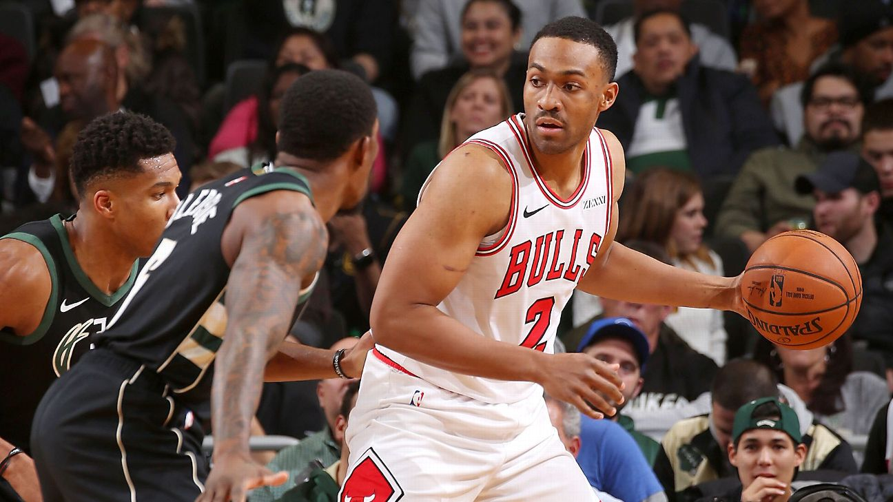 Jabari Parker no longer part of Chicago Bulls' regular ... Jabari Parker Lakers