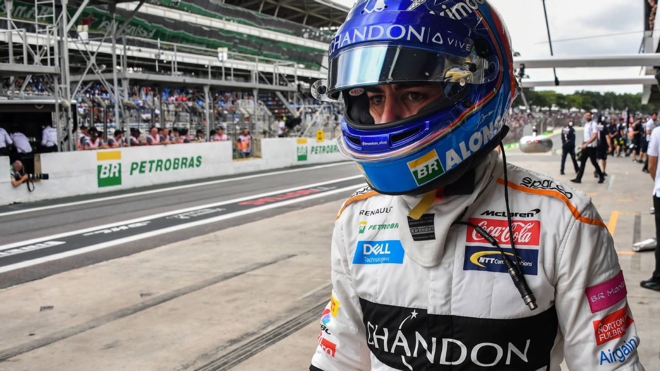 Formula 1 News Live Grand Prix Updates Videos Drivers And Results Wiring Car Repair Diagrams Mitchell Diy Alonso Explains Why He Is Leaving F1 With No Regrets Plans To Come Back