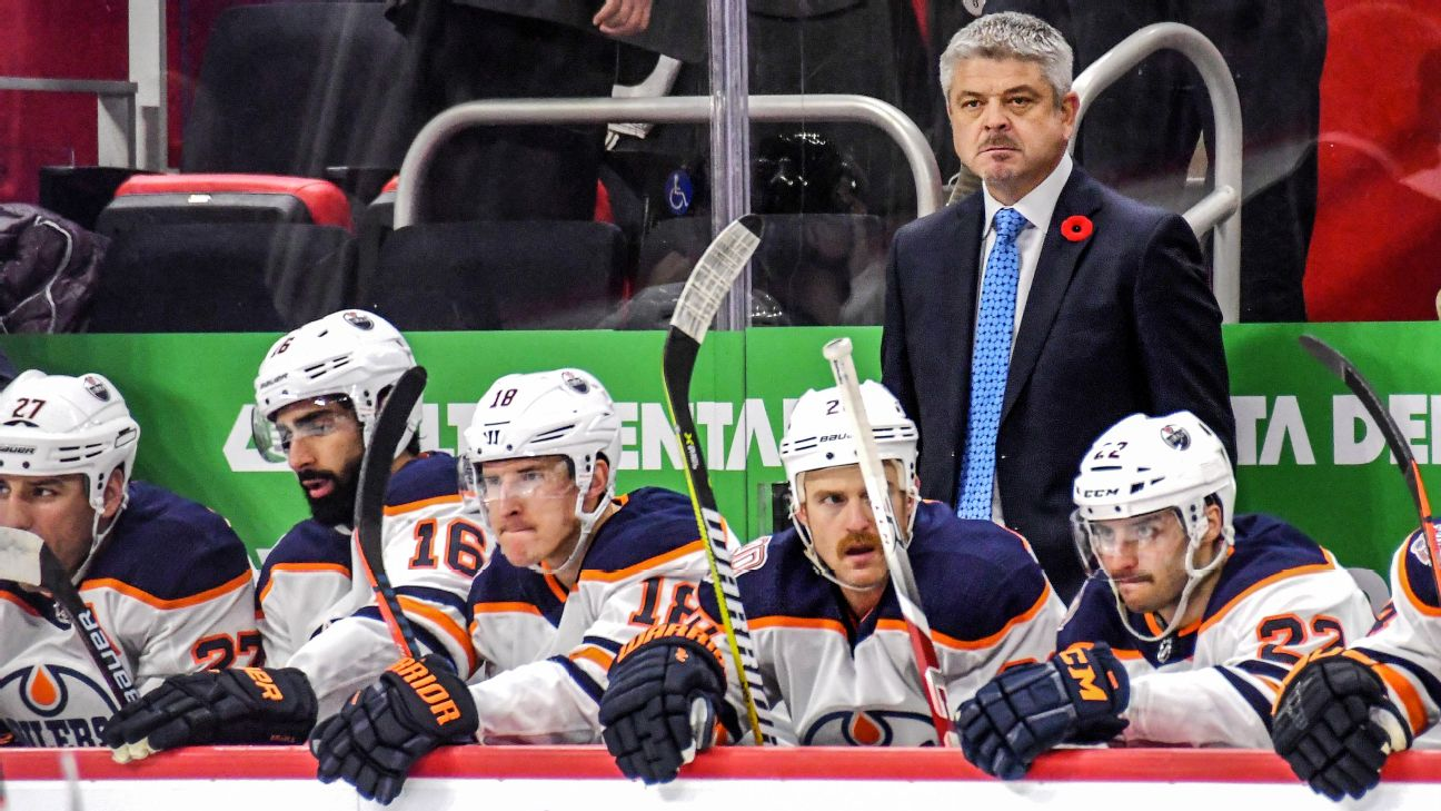 d6fff09dea9 Why have so many NHL coaches gotten fired this season
