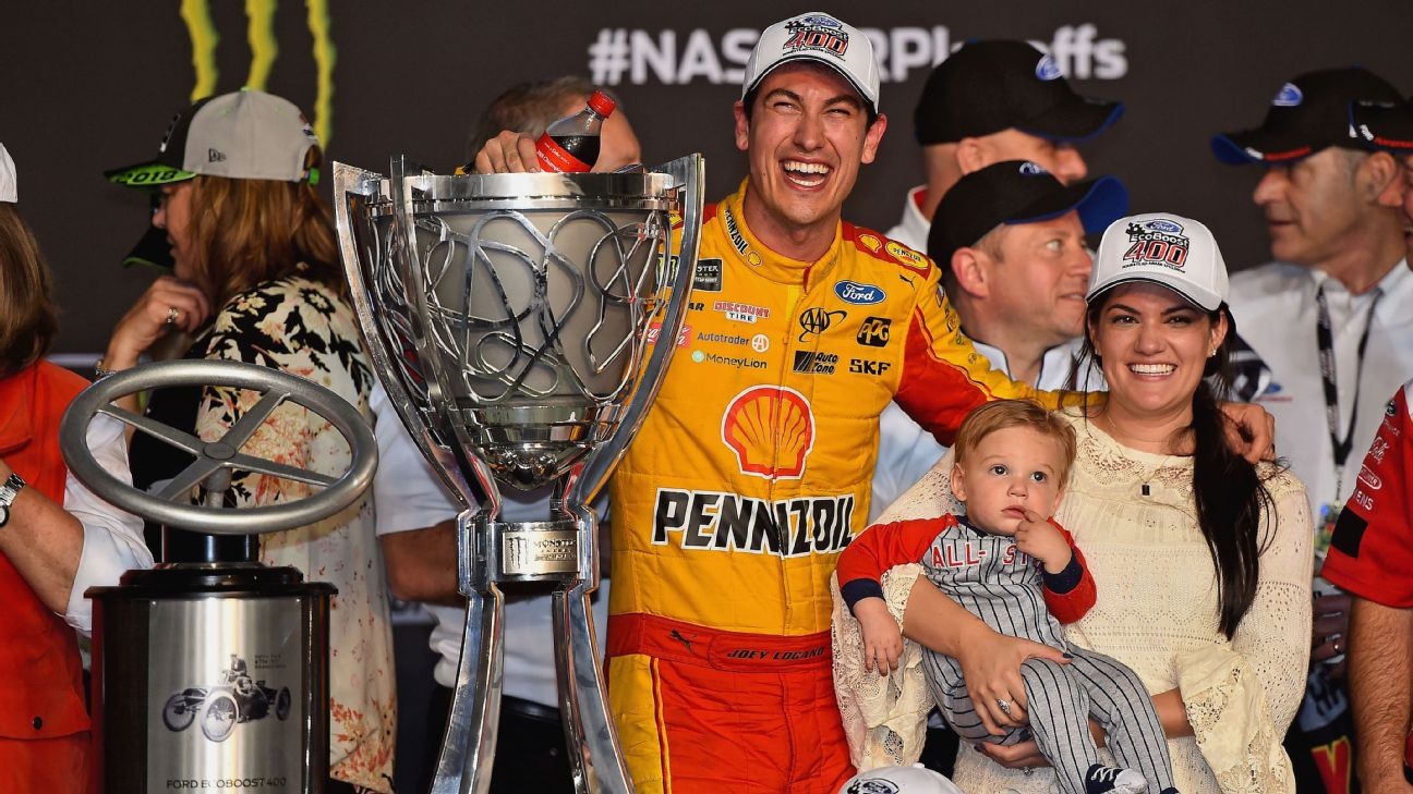 Nascar Racing Schedule News Results And Drivers Motorsports Espn Sanome Pedal Wiring Diagram Joey Logano Knows What Kind Of Champion He Wants To Be