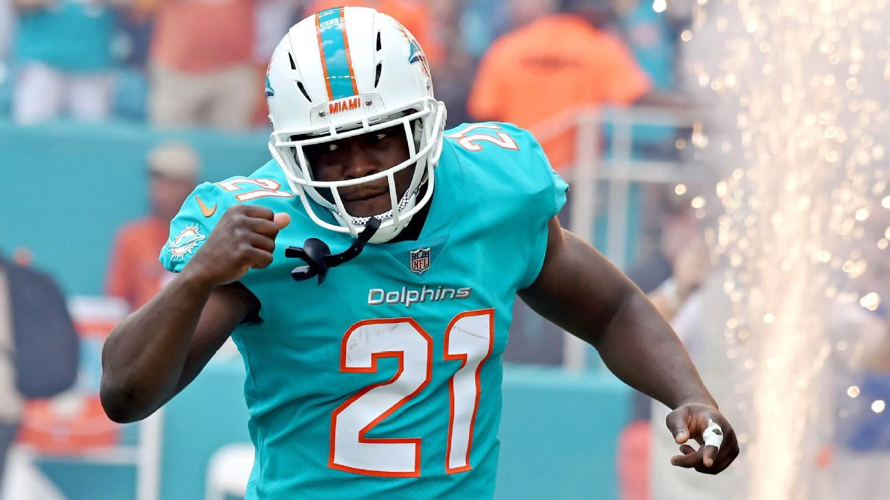 separation shoes 0dfbf 411c5 Frank Gore of Miami Dolphins will not need foot surgery ...