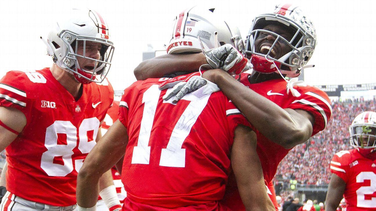 Top 25 takeaways College Football Playoff implications Week