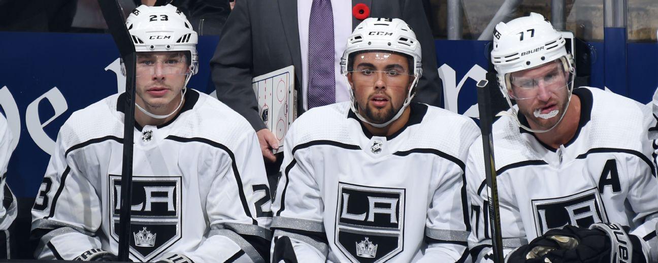 77ecf165d79 Los Angeles Kings hockey - Kings News