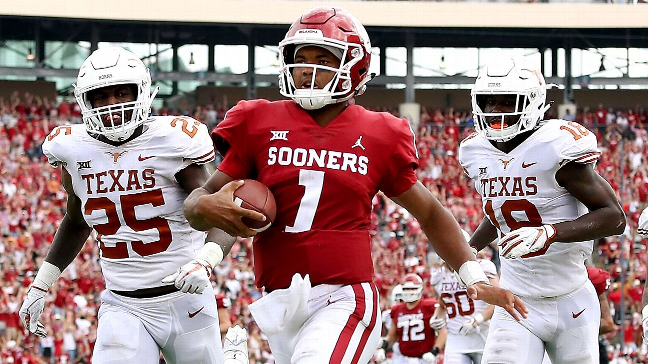 Best Nfl Draft Prospects On Each Undefeated College: Best 2019 NFL Draft Prospects In All 40 College Football