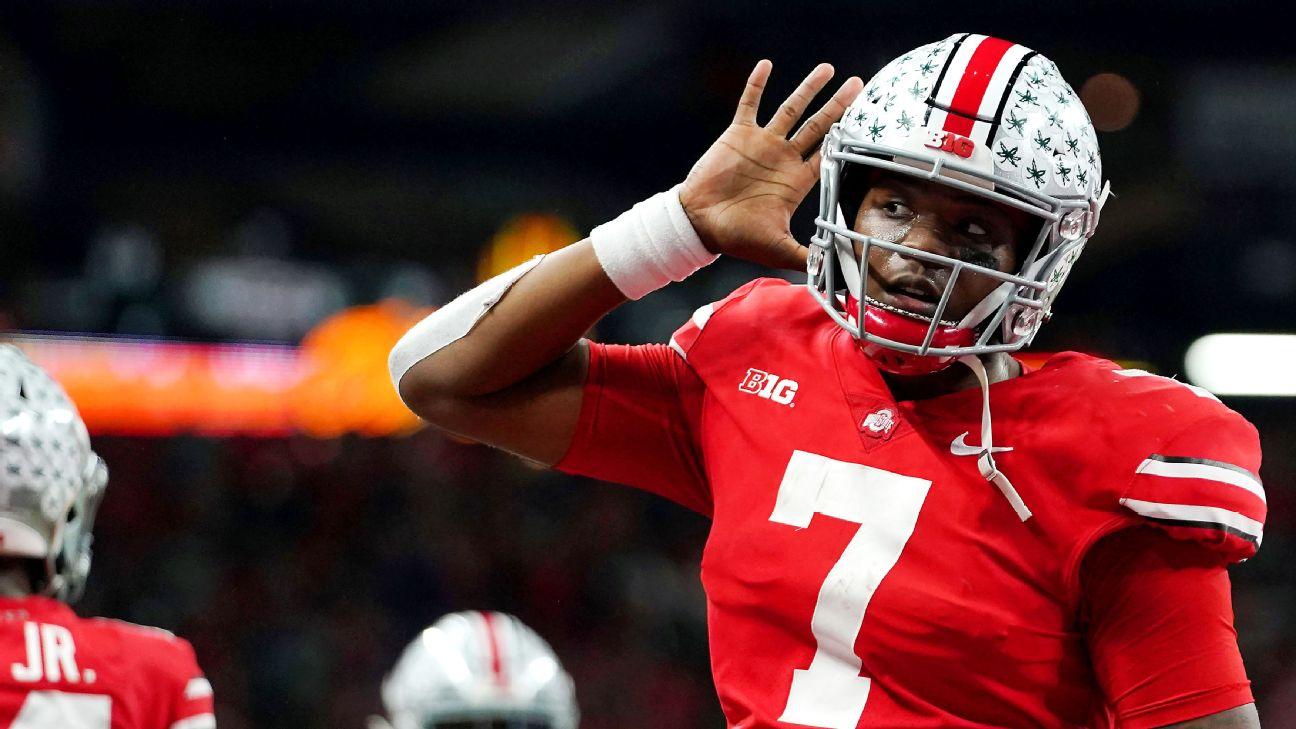 Dwayne Haskins Jr  could change the NFL perception of Ohio