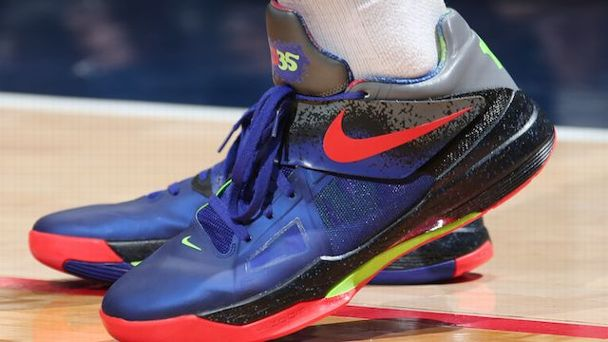 the latest 2020b 5fcb9 Which player had the best sneakers of Week 7 in the NBA    abc13.com