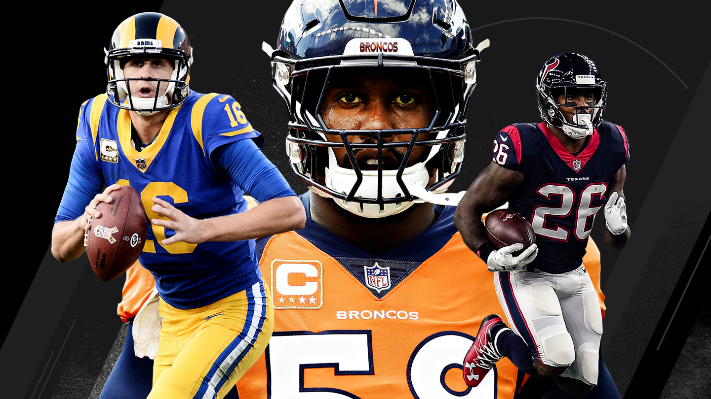a7629e31 Week 14 2018 NFL Power Rankings - Where all 32 teams rank No. 1 almost