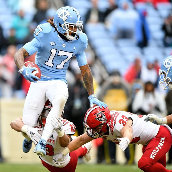With eyes on NFL, receiver Anthony Ratliff-Williams leaving Tar ...