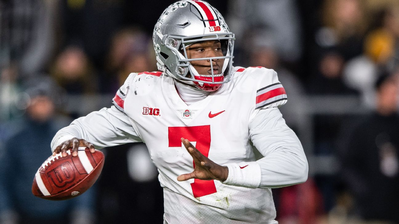 Dwayne Haskins of Ohio State Buckeyes feels ready to play in NFL