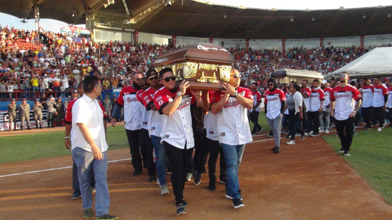 Luis Valbuena, Jose Castillo killed in car crash caused by