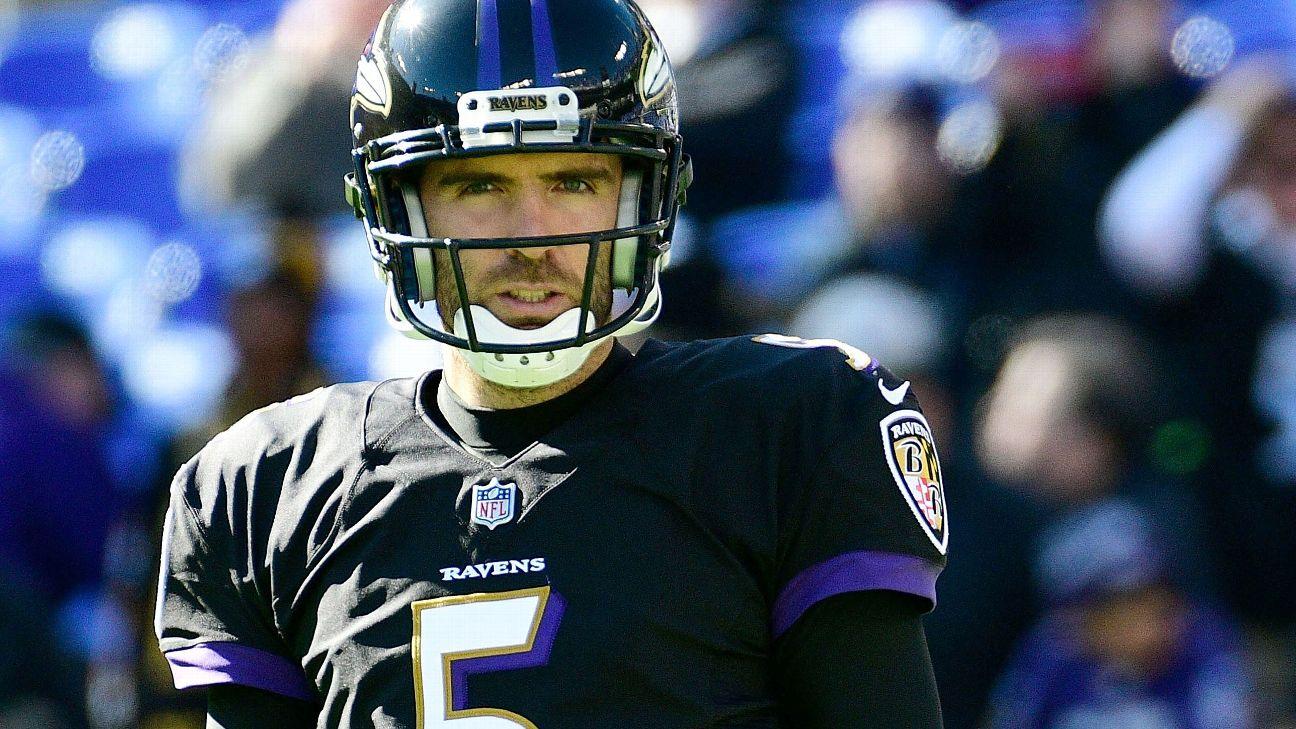 Ravens to trade Joe Flacco to Broncos