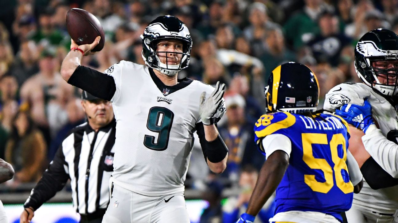 f1d908481 Nick Foles will start for Eagles