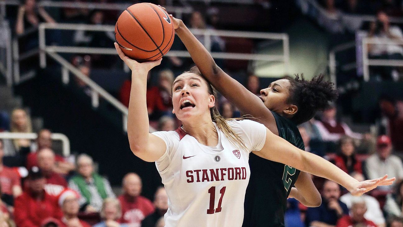 espnW's basketball player of the week Stanford's Alanna Smith