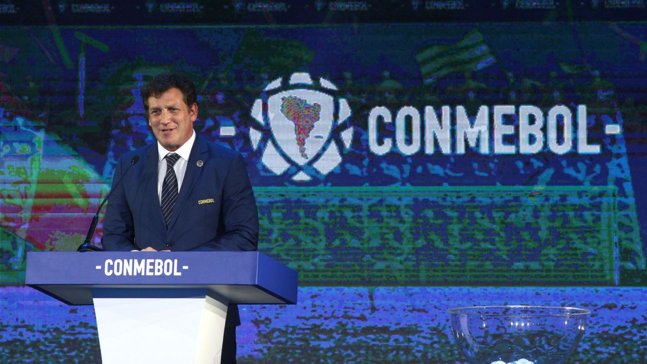 CONMEBOL suspends March World Cup qualifiers