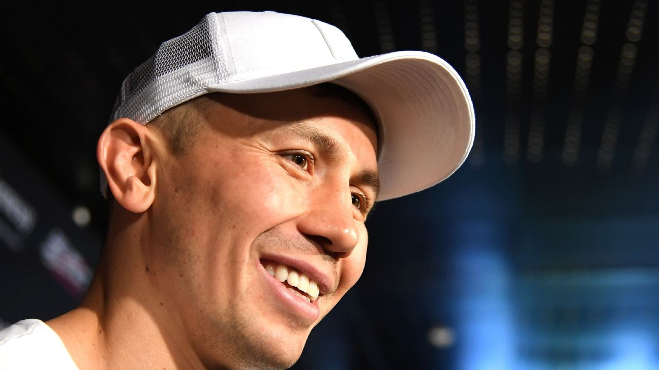 GGG signs deal with DAZN, will fight in June