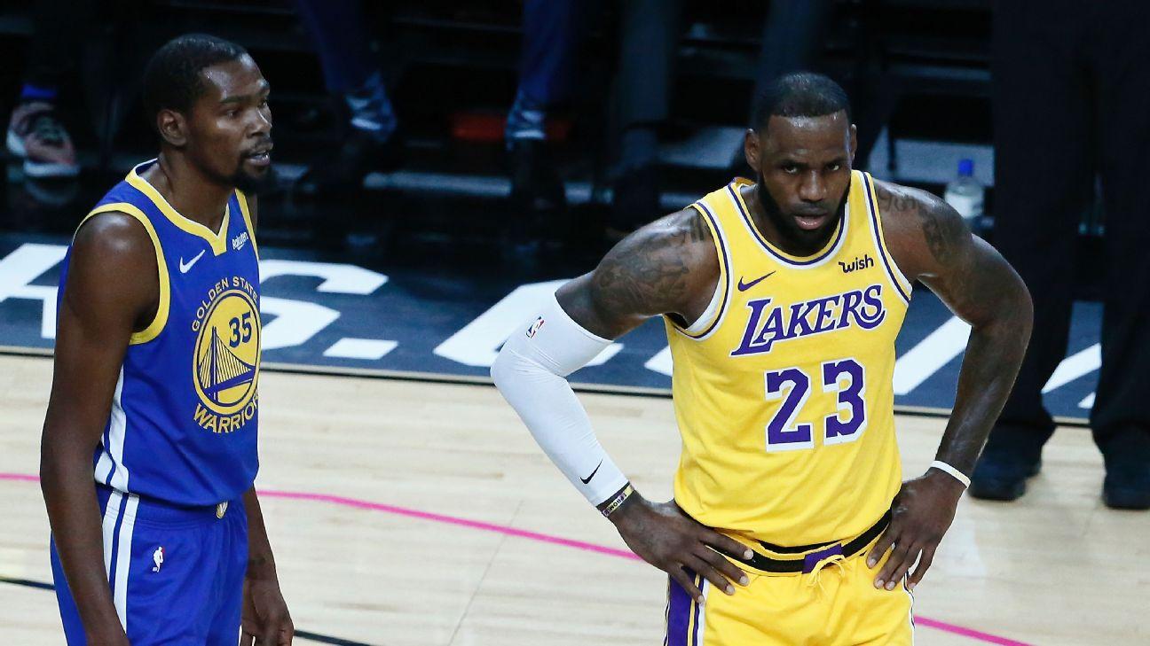 2c3a2677115 LeBron James opens up on Lakers  season