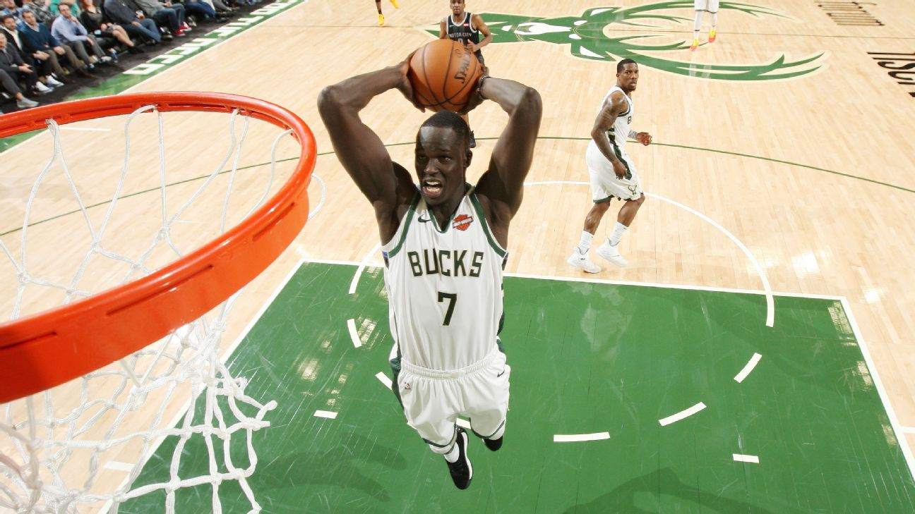 Thon Maker wants trade from Milwaukee Bucks with eye on more playing time cc5cde8a0