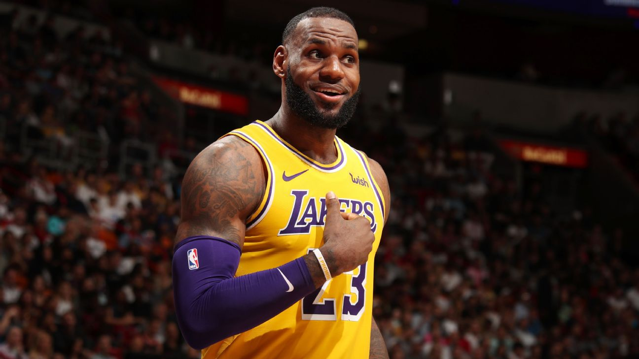 9 things you might have missed about LeBron James