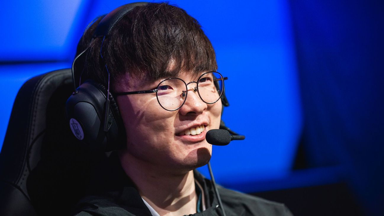 SKT No. 1 in its class for League of Legends offseason moves