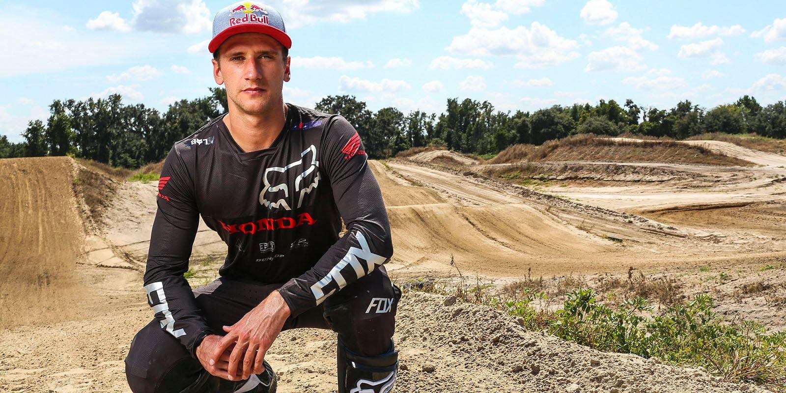Ken Roczen German Supercross And Motocross Star