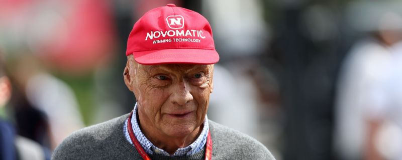 Lauda released from hospital after illness