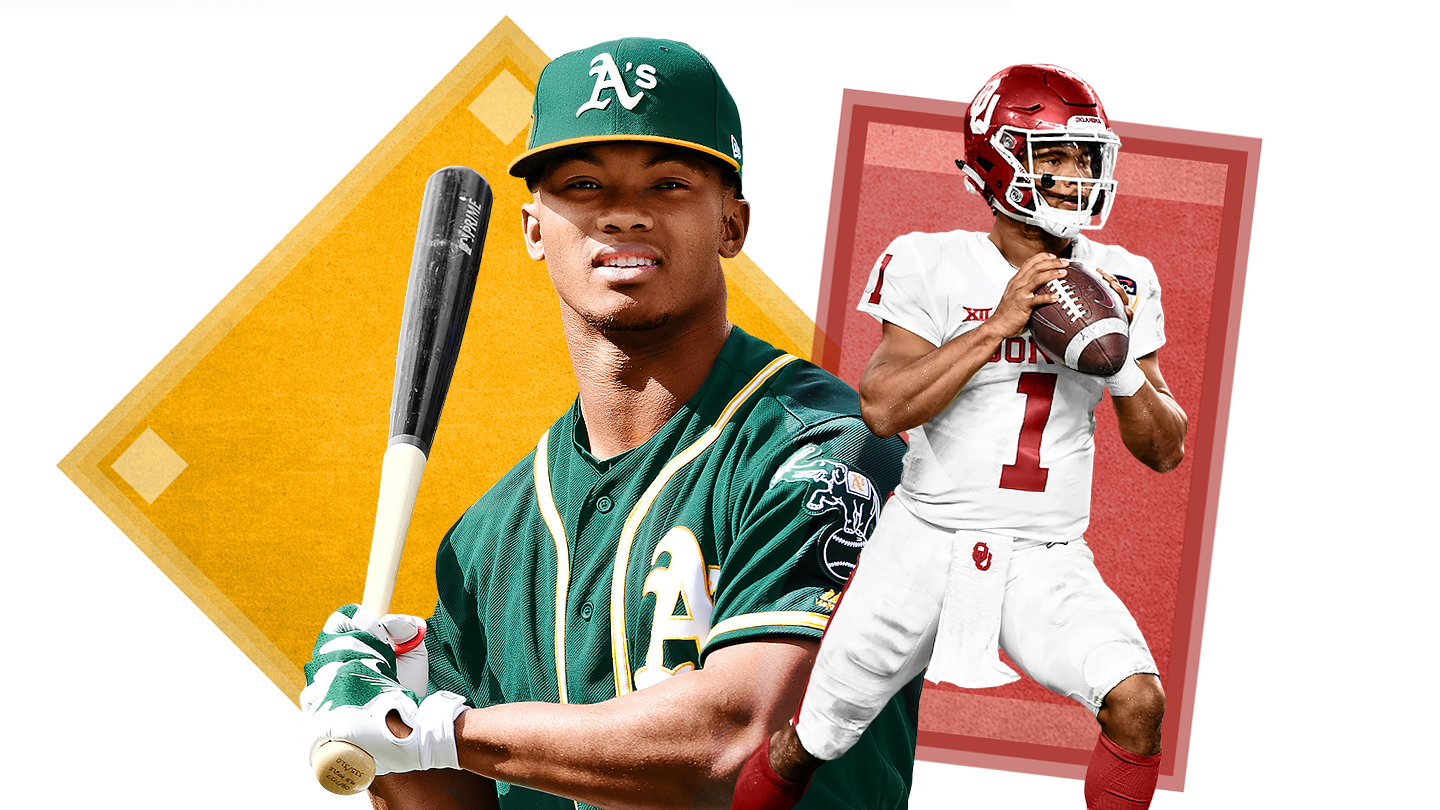 5e1c55481 Inside Kyler Murray s football vs. baseball decision