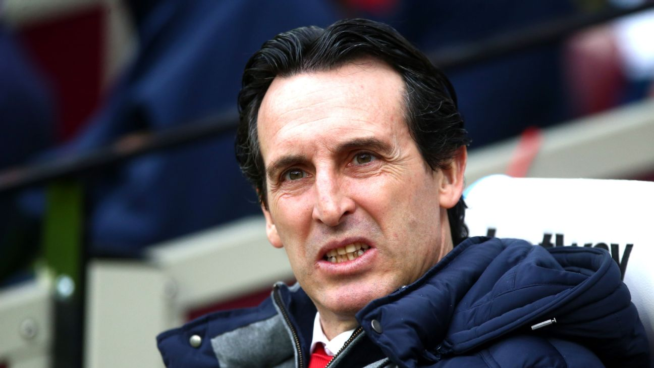 Unai Emery's public remarks about Arsenal's inability to buy players were surprising but digging deeper, you can see where he's coming from.